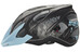 UVEX stiva cc Helm Damen black-flower blue mat